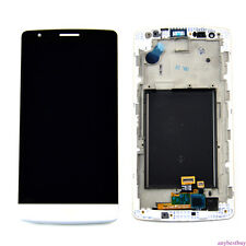 White LCD Touch Screen Assembly + Frame For LG G3 Mini Beat Vigor D725 D722 D724