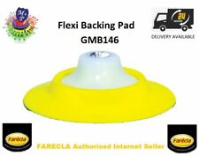 """Farecla G Mop Flexible Backing Plate 14mm Thread For 6"""" Pads Pack of 1"""