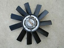 BMW E30 318i Radiator Cooling Fan & Hydraulic Clutch OEM 1723921 17233639