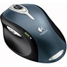 Logitech MX1000 8 Buttons Tilt Wheel Fast RF Wireless Laser Mouse (931175-0403)