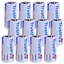 12Pcs 1400mAh 3V Photo Battery SF123 CR123A Non-recharge 3 Volt Lithium Battery