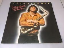 JOHN KLEMMER: magnifique Folie 1980 EX + U.S LP