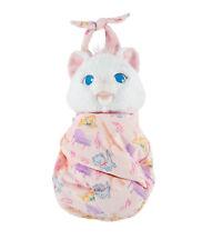 Disney Baby Marie Cat Kitten in a Pouch Blanket Plush Doll NEW