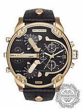 Reloj Cronógrafo Diesel Original DZ7371 Mr Daddy 2.0 Oro de tiempo múltiples