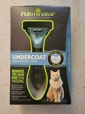 Furminator Deshedding Brush Cats, Long Hair, CHOOSE Small OR Large or get BOTH!