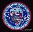 OSIRIS-REX - ATLAS V ULA NASA GSFC - ASTEROID SAMPLE RETURN MISSION SPACE PATCH