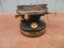 Optimus Rider 324 Single Burner Backpacking Fishing Hunting Stove Sweden