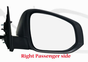 For Toyota Highlander 2014-2019 Right Side  Rearview Mirror Assembly 7wire White