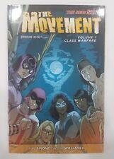 The Movement - CLASS WARFARE Vol 1 - The New 52- Graphic Novel TPB - DC