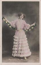 POSTCARD   ACTRESSES   Gertie  Millar