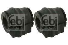 2x Anti-roll Bar Stabiliser Bush Front/Right/Left CLK CHOICE1/2 02-10 CDI Febi