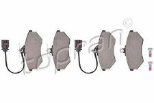 kit de plaquettes de frein avant VW Golf III Jetta III Vento 357698151C