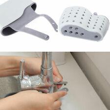 Sink Shelf Soap Sponge Drain Rack Bathroom Holder Kitchen Storage Hanging
