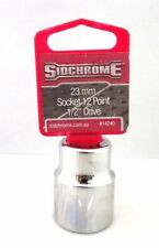 Sidchrome 1/2in. Drive Spanners & Wrenches