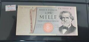 5B Mille lire 1.000 Giuseppe Verdi 2° tipo