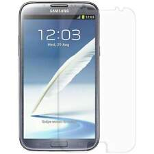 AMZER SCREEN GUARD PROTECTOR + CLEANING CLOTH FOR SAMSUNG GALAXY NOTE 2 II N7100