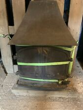 Yeoman Villager woodburning stove, woodburner project, solid fuel