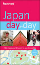 Frommers Japan Day by Day (Frommer's Day by Day � Full Size), Alt, Matt & Yoda,