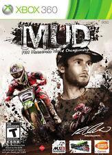 Mud: Fim Motorcross World Championship (Xbox 360, 2013) Disc Only  Lots Of Fun