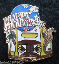 Planet Hollywood Puerto Vallarta Mexico pin restaurant  closed