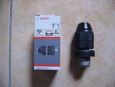 Bosch Schnellspannbohrfutter mit Adapter SDS-plus 2 608 572 212-000 NEU