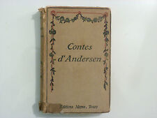 CONTES D'ANDERSEN / A. CANAUX  / 1930