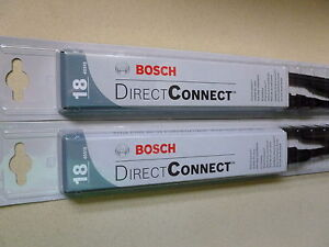 """Bosch Direct Connect 40518 - 18"""" OEM Quality Wiper Blade Set (Pair)-IN STOCK"""