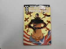 Marvel MAX War Is Hell First Flight Phantom Eagle HC! 1st print 2008! A BEAUTY!!