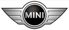 BMW Mini  Mini Logo Magnetic Badge