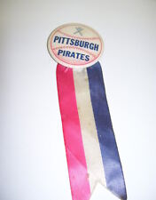 Baseball Pittsburgh Pirates Original Vintage Sports Pins Ebay