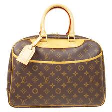 LOUIS VUITTON DEAUVILLE BOWLING BUSINESS HAND BAG MB0092 MONOGRAM M47270 90065