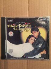 Dilwale Dulhania Le Jayenge - Jatin Lalit - Bollywood Soundtrack USA Edition CD