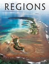 Geography : Realms, Regions, and Concepts by Jan Nijman, H. J. de Blij and Peter