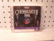 Chessmaster 5000 Win 95 98 PC Chess Game - Mindscape 1995