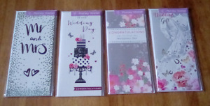 wedding money wallet assorted designs new in pack