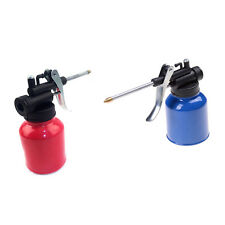 250ml High Pressure Pump Oiler Oil Can Gun For LubricantsP >P