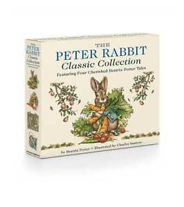 Peter Rabbit Classic Tales Mini Gift Set: The Classic Collection ' Santore, Char
