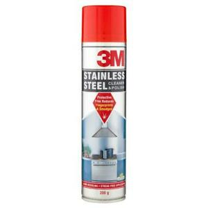 3M Stainless Steel Cleaner and Polish 200g