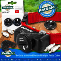 PetSafe In-Ground Fence Deluxe UltraLight PUL-275 Collar Dog Receiver