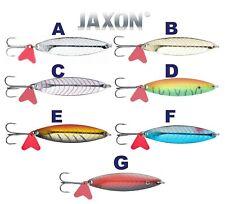 Jaxon Toby Spoon Fishing Lures 20g 25g Salmon Sea Trout Pike Predator Bass Cod