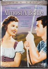 Almost a Bride (DVD, 2005, Cinema Deluxe) Shirley Temple, David Niven