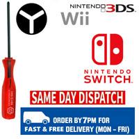 Triwing Screwdriver for Wii & Wii U Nintendo Gameboy DS Lite DSi Switch