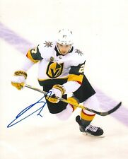 SHEA THEODORE signed VEGAS GOLDEN KNIGHTS 8X10 PHOTO COA B