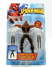 ToyBiz - The Amazing Spider-Man - Duel Blast Shocker Action Figure