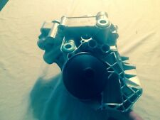 Vw Audi Oil Filter Housing With Oil Cooler 077115401AC