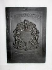 1917's Old Antique Cast Iron British East India Co.Queen Victoria Award Landon