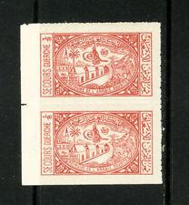 Saudi Arabia Stamps # RA6 SUPERB OG NH pair