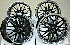 "18"" BPL 190 ALLOY WHEEL FITS AUDI A3 BVA 8VF 8V7 8VE 8V1 8VK 8PA 8P7 8P1 5X112"
