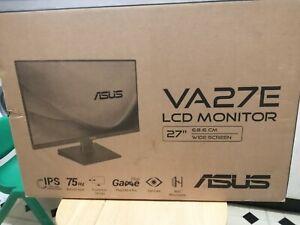 """ASUS VA27EHE 68.6 cm (27"""") 1920 x 1080 pixels Full HD LED Black - VA27EHE - 27"""""""