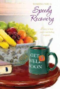 Speedy Recovery - Card